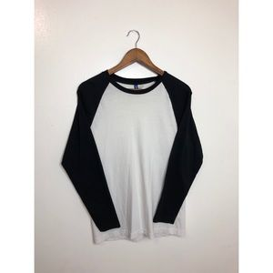 Divided By H&M Baseball Tee
